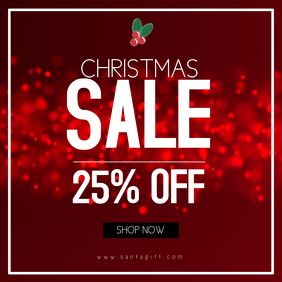 customize 2 480 christmas retail poster templates postermywall
