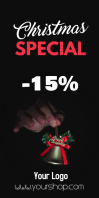 Christmas Sale Special Price Off Discount %