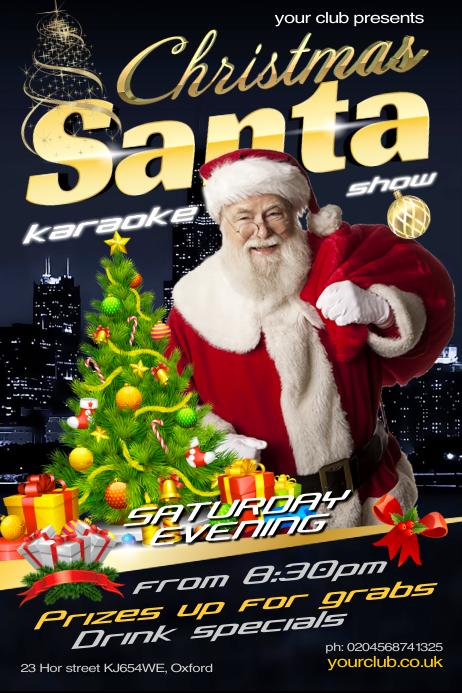 Christmas Santa Party