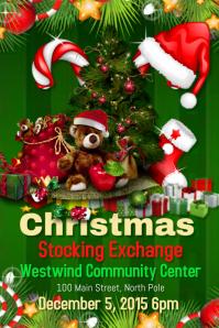 Christmas Stocking Exchange
