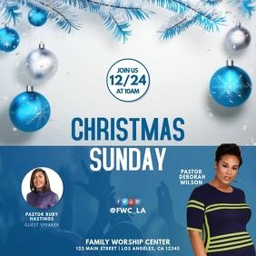 Christmas Sunday