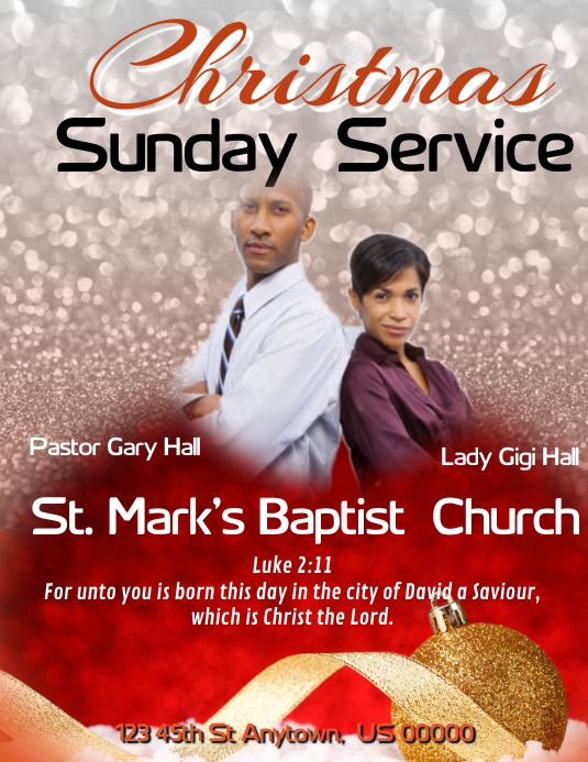 Christmas Sunday Service