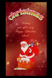 christmas template,christmas card,flyer,poster
