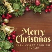 Christmas template Instagram Post