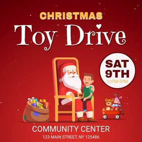 Christmas Toy Drive Video Ad
