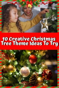 Christmas Tree Pin Design Template Imagem do Pinterest
