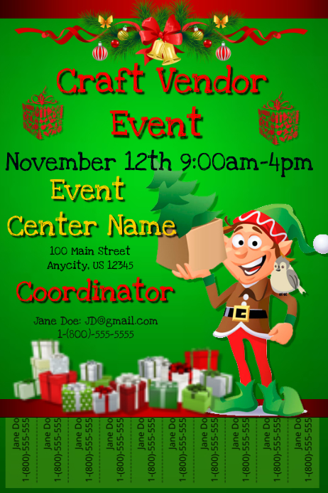 Christmas Vendor Event