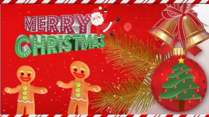 Christmas video graphics