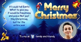 Christmas Video Greeting