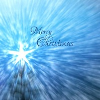 Christmas Video Greeting snow Ball Shine Wish