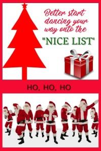 Christmas Video Poster