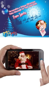 Christmas Web Video Display