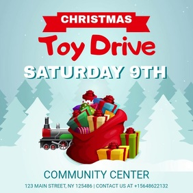 Christmas Winter Toy Drive Video