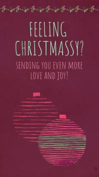 Christmas Wish Instagram Story