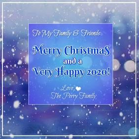 Digital Holiday Greetings