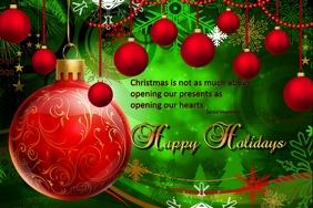 Christmas Wishes holiday season