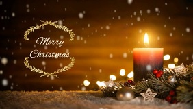 Christmas Xmas Card Facebook