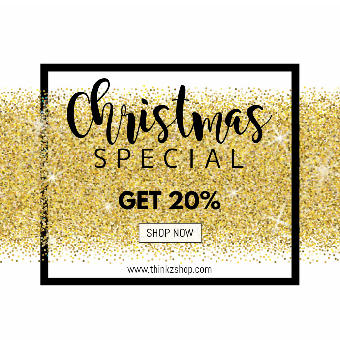 Chsristmas Special Offer Deal Promotion Sale