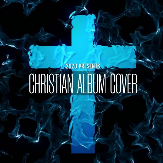 CHURCH ALBUM COVER TEMPLATE Сообщение Instagram