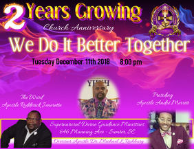 Church Anniversary