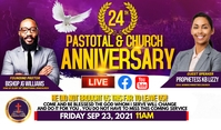 Church anniversary Ithegi template