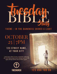 Church Bible Study Event