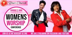 CHURCH BREAST CANCER SOCIAL MEDIA TEMPLATE