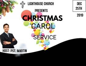 Church Carol service
