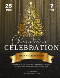 Church Christmas Event Template