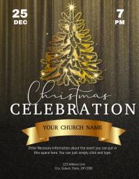 Church Christmas Event Template