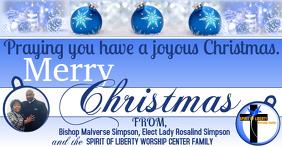 Church Christmas Flyer