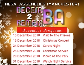 Church Christmas Programs