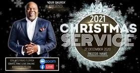 CHURCH CHRISTMAS SERVICE TEMPLATE Gambar Bersama Facebook