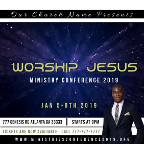 Church Conference 2019