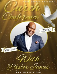 Church Conference AD VIDEO/SOCIAL MEDIA