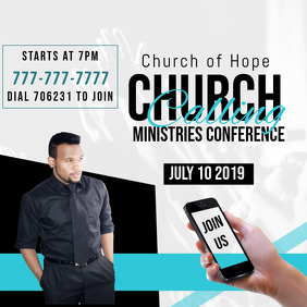 Church Conference Call