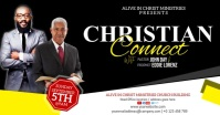 CHURCH CONFERENCE FAMILY AND FRIENDS TEMPLATE Facebook Event Cover
