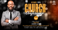 Church Conference Flyer Template Facebook Ad