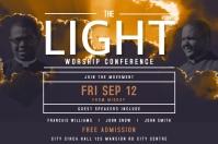 Church Conference Landscape Poster