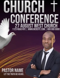 Church Conferencesocial media post