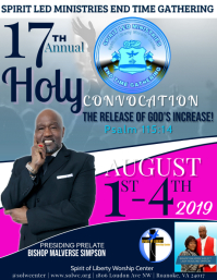 Church Convocation Cover