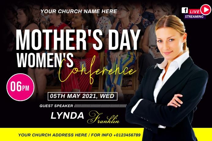 CHURCH 海报 template