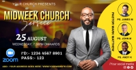 Church Facebook Group Cover Photo template
