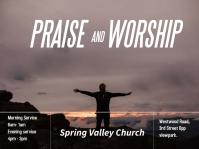 Church Presentation template
