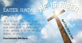 Church Easter Service Facebook