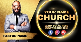 CHURCH EVENT AD FACEBOOK TEMPLATE