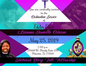 Church Event Flyer Inspirational