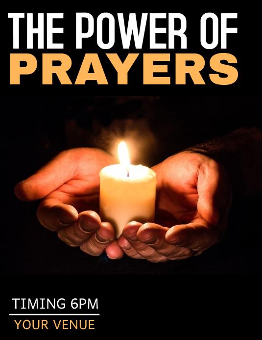 church flyer template,prayers templates