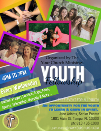 youth flyer template free