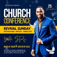 Church Flyer Template Albumcover